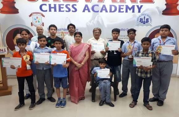 रवि शंकर सर्वाधिक पांच अंक के साथ बने चैंपियन