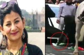जूतों से तिरंगे को रौंद रहे थे पाकिस्तानी, भारतीय पत्रकार ने ऐसे सिखाया सबक