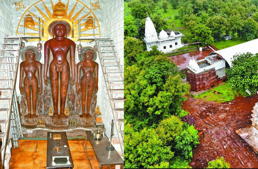 पारस मणि से हुआ था इस मंदिर का निर्माण, 500 साल बाद फिर दिखेगा भव्य स्वरूप