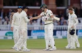 लॉर्ड्स टेस्ट में ऑस्ट्रेलिया को खली स्मिथ की कमी, किसी तरह बल्लेबाजों ने मैच कराया ड्रॉ
