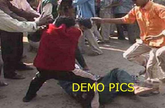 यूपी के आजमगढ़ में पुरानी रंजिश में दो पक्षों के बीच मारपीट, सात घायल