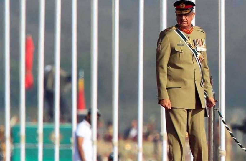 इमरान खान का बड़ा फैसला, सेना प्रमुख जनरल बाजवा का कार्यकाल 3 साल के लिए बढ़ाया