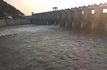 लंबे इंतजार के बाद खुले बीसलपुर के 2 गेट, 6 हजार क्यूसेक पानी की निकासी शुरू, कल तक खुले रहेंगे गेट