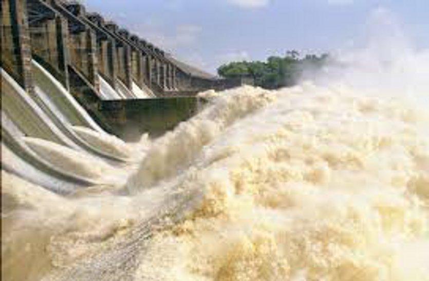 मानसून मेहरबान: 28 जलाशय फुल,  आया कुल क्षमता का 49 फीसदी पानी