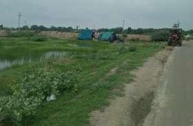 अवैध खनन की करोड़ों टन मिट्टी से बनेगा दिल्ली- मुम्बई एक्सप्रेस हाइवे