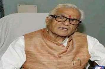 बिहार के पूर्व मुख्यमंत्री जगन्नाथ मिश्रा का निधन, 82 वर्ष की उम्र में ली अंतिम सांस