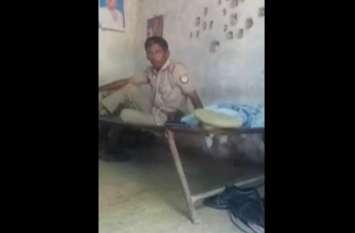 यूपी का 'गालीबाज' दारोगा, फरियादी को चौकी में जमकर दी गाली, वीडियो वायरल