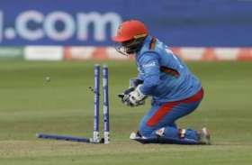 अफगानिस्तान ने विकेटकीपर बल्लेबाज मोहम्मद शहजाद पर लगाया एक साल का प्रतिबंध