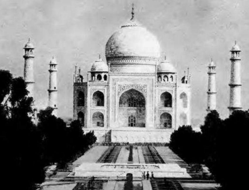 ताजमहल की ऐसी 10 शानदार तस्वीरें, जो आपने नहीं देखी होंगी