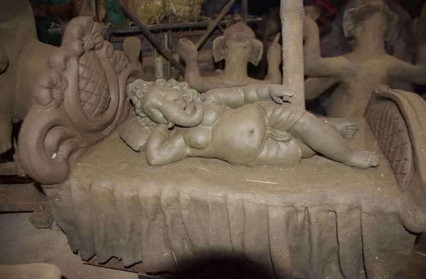 महाकाल-लालबाग के राजा के रूप में दर्शन देंगे भगवान 'श्रीगणेश