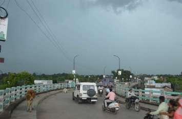 मौसम रहा सुहाना,चलता रहा बारिश का दौर