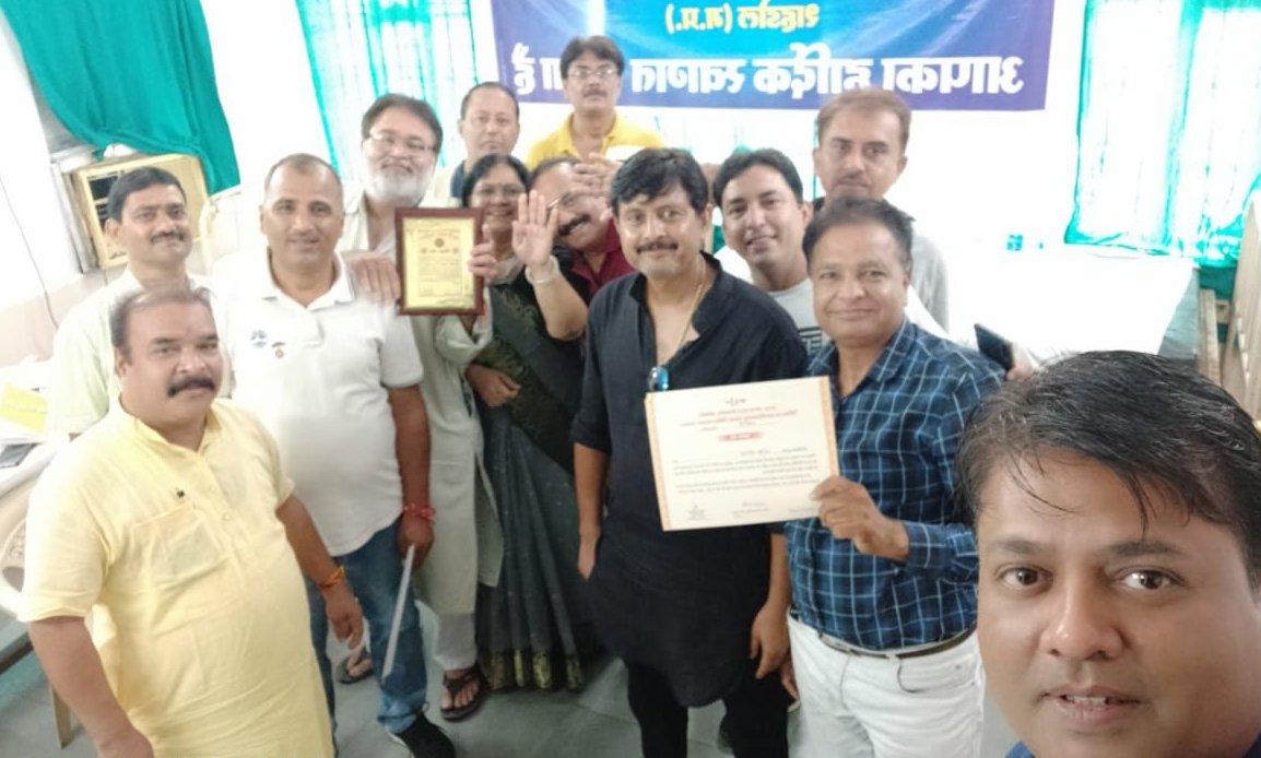 77वीं बार रक्तदान कर समाज में पेश की मिशाल
