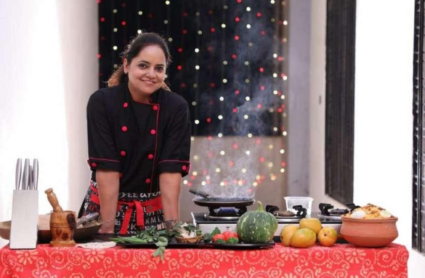 अमेरिका का वर्ल्ड रिकार्ड तोडऩे तीन दिन तक लगातार खाना पकाएंगी रीवा की लता