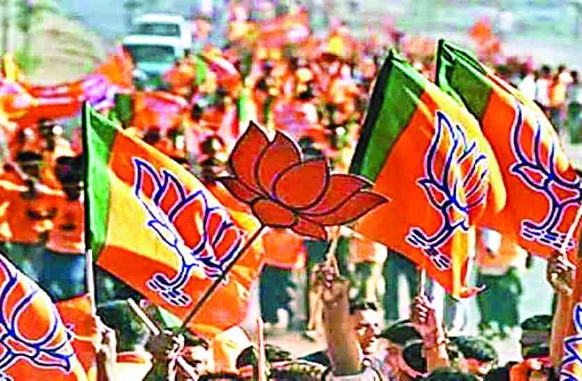 भाजपा संगठनात्मक चुनाव के लिए चुनाव अधिकारी नियुक्त, टैब कर देखें सूचि
