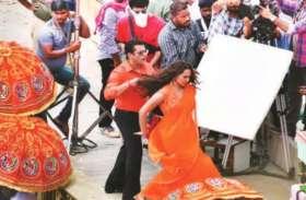 दबंग-3 का यह गाना आपको जयपुर की याद दिलाएगा, देखें मूवी की शूटिंग की तस्वीरें