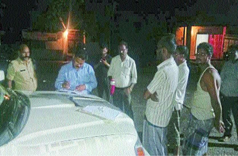 तामिलनाडु जा रहे ट्रक को पुलिस ने किया जब्त, ये है वजह