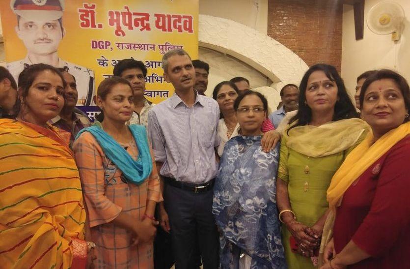 DGP Bhupendra singh-मॉबलिंचिंग को जाति-धर्म से जोड़कर देखने की बजाय समग्रता से देखें