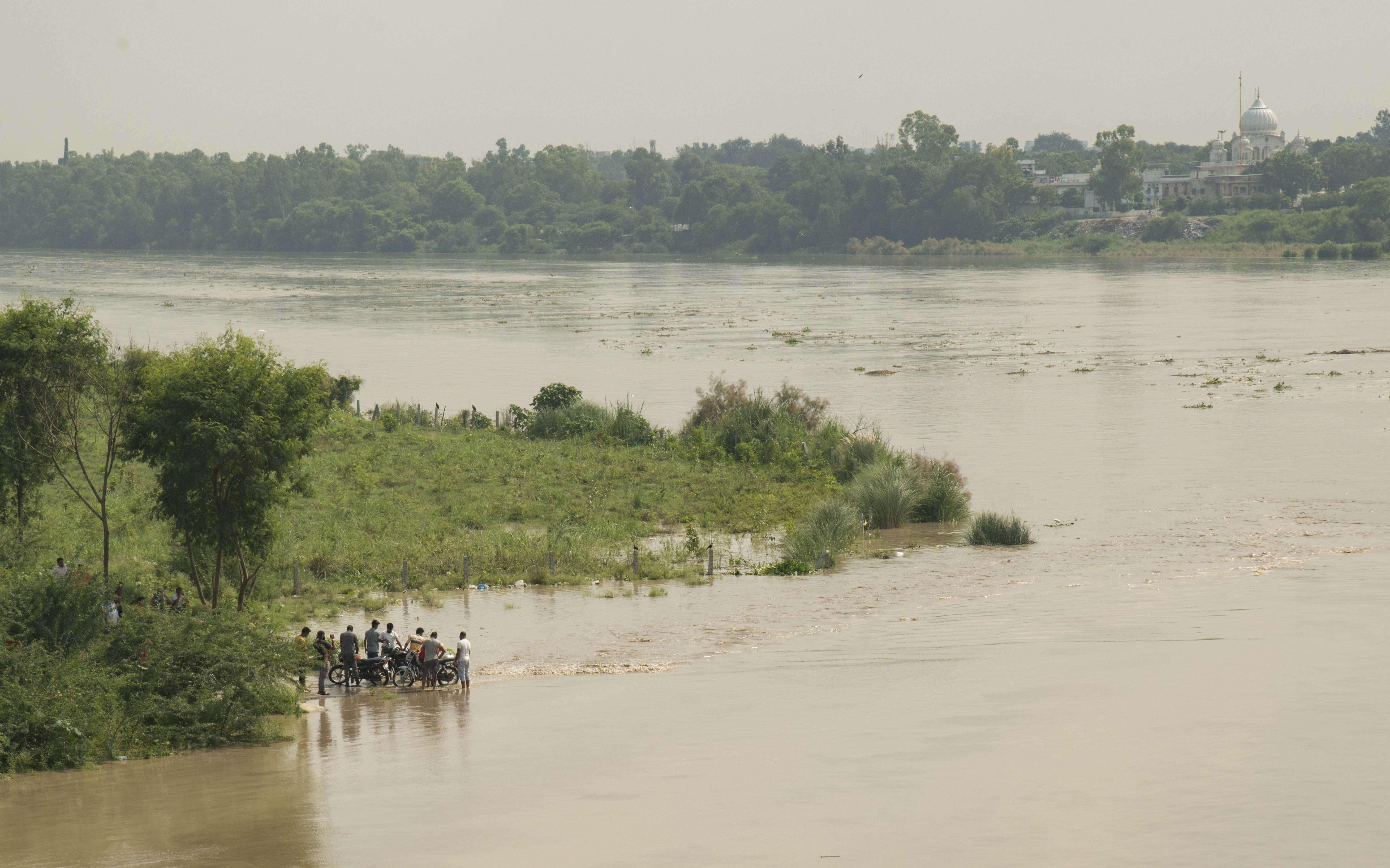 delhi flood