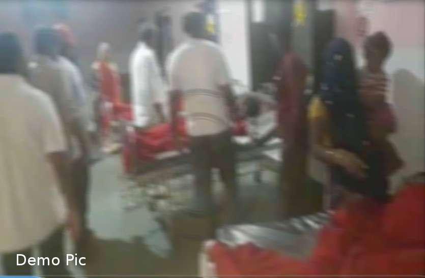 बांसवाड़ा : खाना बनाते समय अचानक कपड़ों में लगी आग, बुरी तरह झुलसी महिला की अस्पताल में मौत