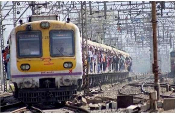 सेंट्रल रेलवे में 56 फटका केंद्र