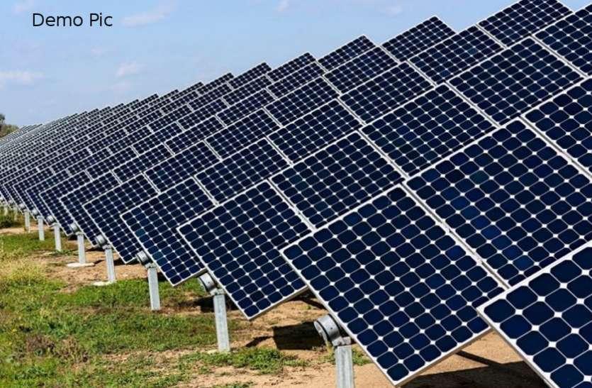 अक्षय ऊर्जा दिवस : सूरज के 'दम' पर दमक रहे बांसवाड़ा के 10 हजार आशियाने, 139 गांवों में रोशनी पहुंचाने का लक्ष्य