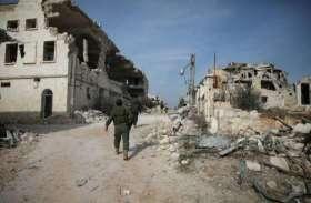 सीरिया: सेना ने विद्रोहियों को खदेड़ा, इदलीब प्रांत के खान शायखुन को कराया मुक्त
