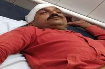 दौसा: ग्राम सभा Gram Sabha में ऐसा क्या पूछा कि सरपंच पति ने वार्ड पंच का सिर फोड़ दिया पढि़ए यह खबर...