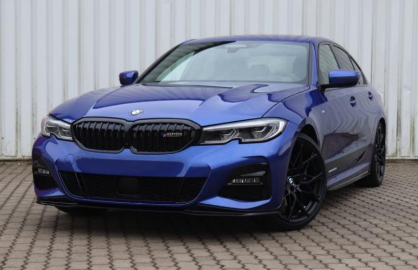 BMW 3 Series Launched In India - BMW 3 Series भारत में हुई लॉन्च, जानें  कीमत और खासियत | Patrika News