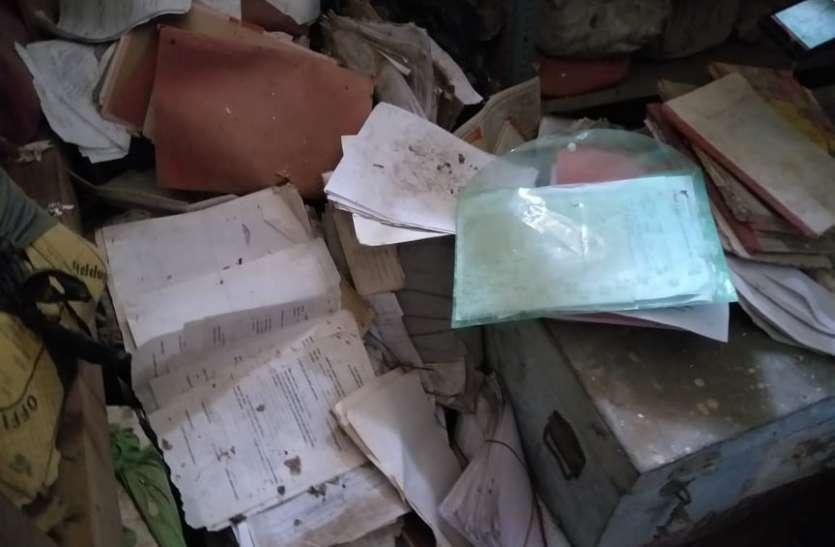 एसडीएम कार्यालय भी नहीं सुरक्षित चोरों ने घुसकर की चोरी