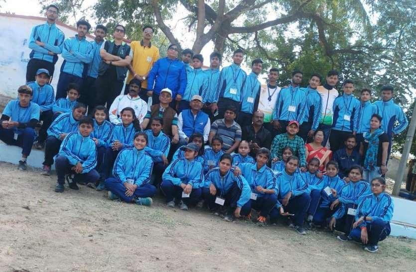 राष्ट्रीय शालेय प्रतियोगिता: सतना के 15 और रीवा के 6 खिलाड़ियों ने जीते गोल्ड, सिल्वर और कांस्य मेडल