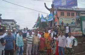 देश के पूर्व प्रधानमंत्री स्वर्गीय राजीव गांधी का जन्म दिन को जिले भर में सद्भावना दिवस के रूप में मनाया गया, देखें तस्वीरों में