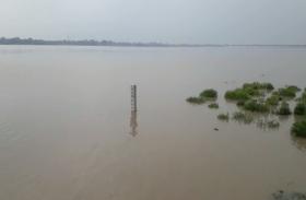 24 घंटें में 5 सेमी की दर से बढ़ रहा गंगा-यमुना का जलस्तर, बाढ़ का खतरा बढ़ा, अलर्ट जारी