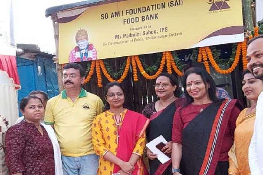 भूखों का सहारा बनेगा ओडिशा का पहला फूड बैंक