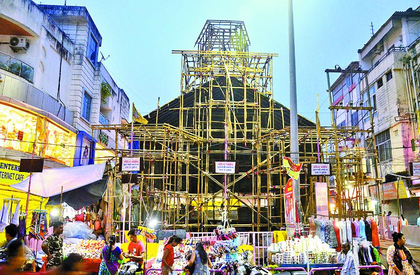 ganesh utsav 2019 : राजधानी मेें कही जयपुर के हवा महल में विराजेंगे लालबाग के राजा, तो कहीं गोवर्धन पर्वत की सजेगी झांकी