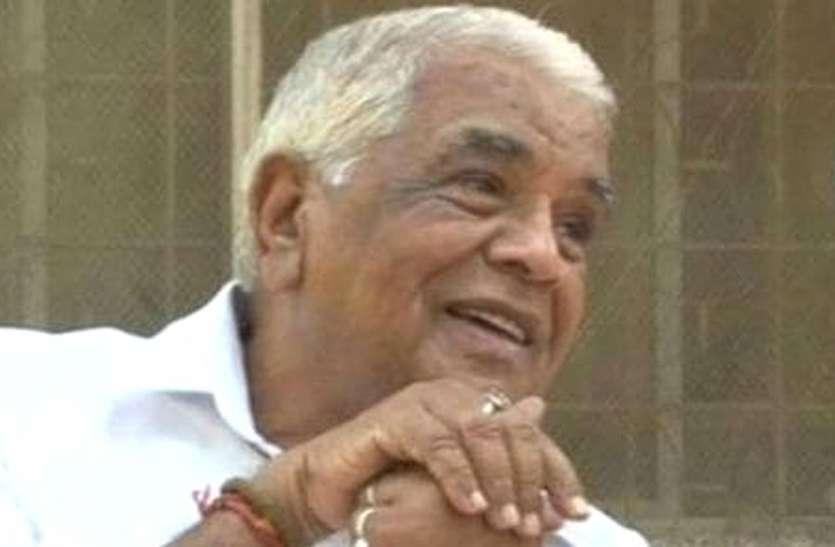 'बेजोड़ इंसान थे बाबूलाल गौर, प्रदेश की जनता की भलाई उनके लिए थी सर्वोपरि'