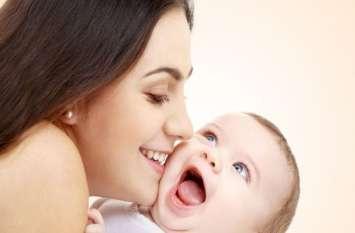 शुरुआत से ही अच्छा भोजन करे शिशु के जीवन को रोशन