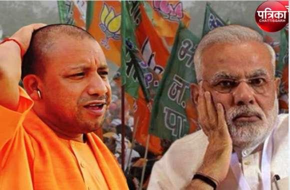 भाजपा ने जिस जिले में बनाया रिकॉर्ड, वहीं के नेताओं पर पीएम मोदी और सीएम योगी ने नहीं जताया भरोसा