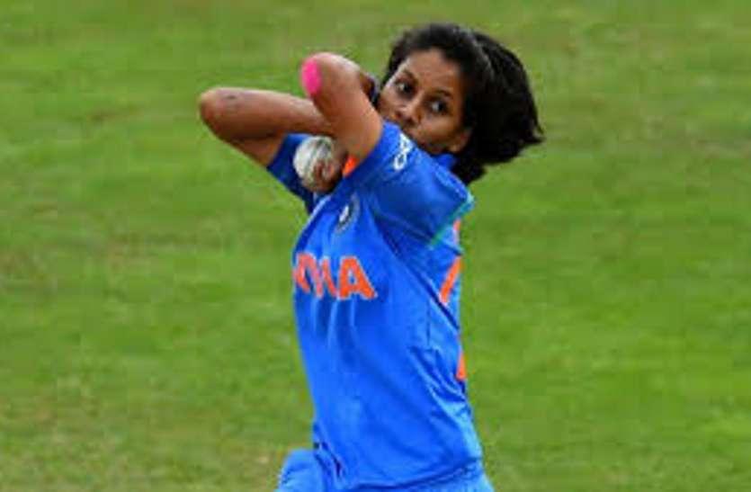 Arjun Award 2019: पहली महिला क्रिकेटर पूनम यादव का बचपन बीता पचमढ़ी में