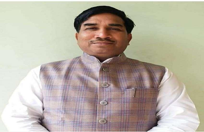 Minister Ramashankar Patel