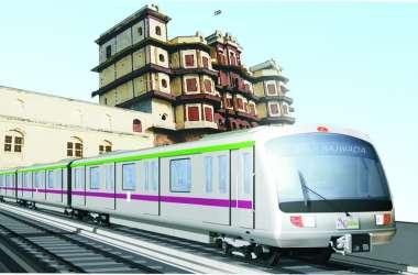 मेट्रो के लिए जमीन अधिग्रहण की नीति तैयार, आसपास के शहरों में दौड़ेगी लाइट मेट्रो