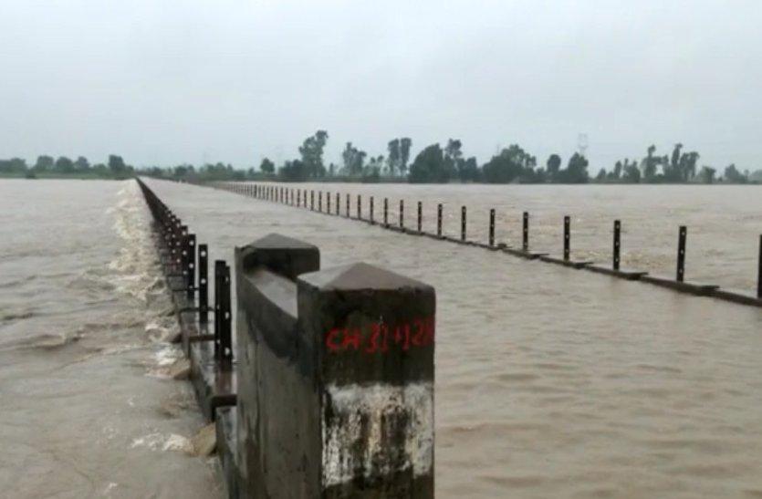 इस वर्ष हो सकती है औसत बारिश, 182 एमएम रह गई शेष