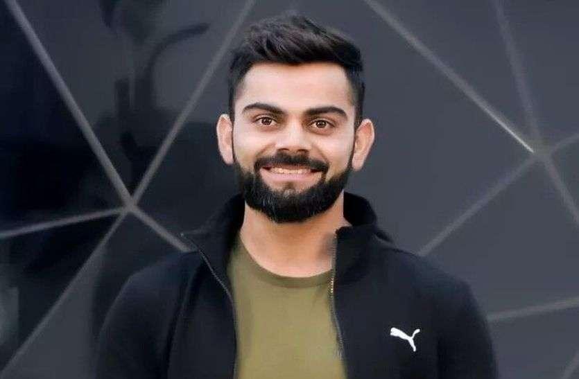 Cricket: Virat Kohli Wanted To Be Like Sachin In Childhood Age - मुश्किल  परिस्थितियों में टीम को मैच जीताने का रहता है प्रयास- विराट कोहली | Patrika  News