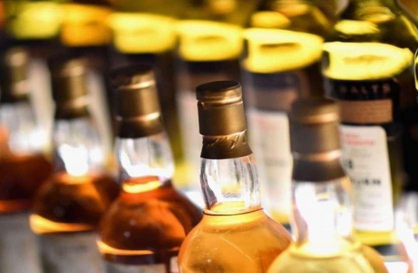 डेढ़ करोड़ की शराब पकडक़र पुलिस ने लूटी थी वाहवाही, अब पड़ गए लेने के देने, जानिए पूरा मामला