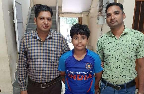 बिलासपुर में मिला कोरबा का 11 वर्षीय आयुष, मॉर्निंग वॉक पर जाने के बाद से था लापता
