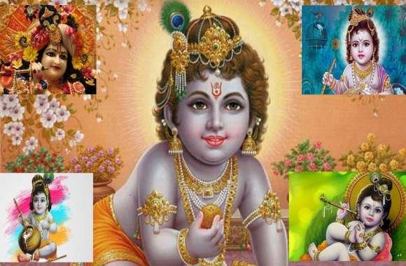 Krishna Janmashtami 2019: आज रोहिणी नक्षत्र में करें भगवान की पूजा, जानें पूजन विधि
