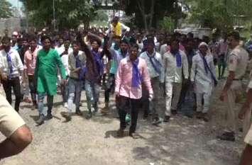 छात्रसंघ चुनाव : ढ़ोल-नगाड़ों के साथ उम्मीदवारों ने दाखिल किए नामांकन, चारों सरकारी कॉलेज में त्रिकोणीय संघर्ष के आसार