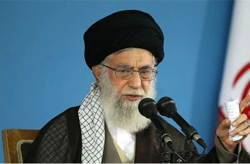 ईरान के शीर्ष नेता कश्मीरी मुस्लिमों के लिए चिंतित, जताई भारत से न्यायपूर्ण नीति अपनाने की उम्मीद