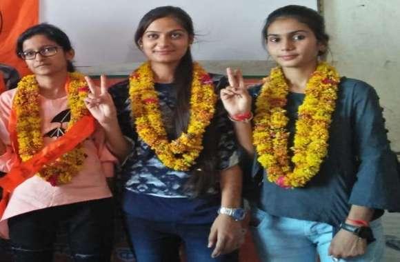 छात्रसंघ चुनाव से पहले संगठन में दरार