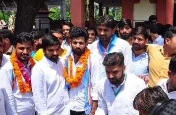 Student Union Election: नामांकन के बाद शुरू हुई बागियों की मान-मनुहार, देखिए किसने भरा नामांकन: