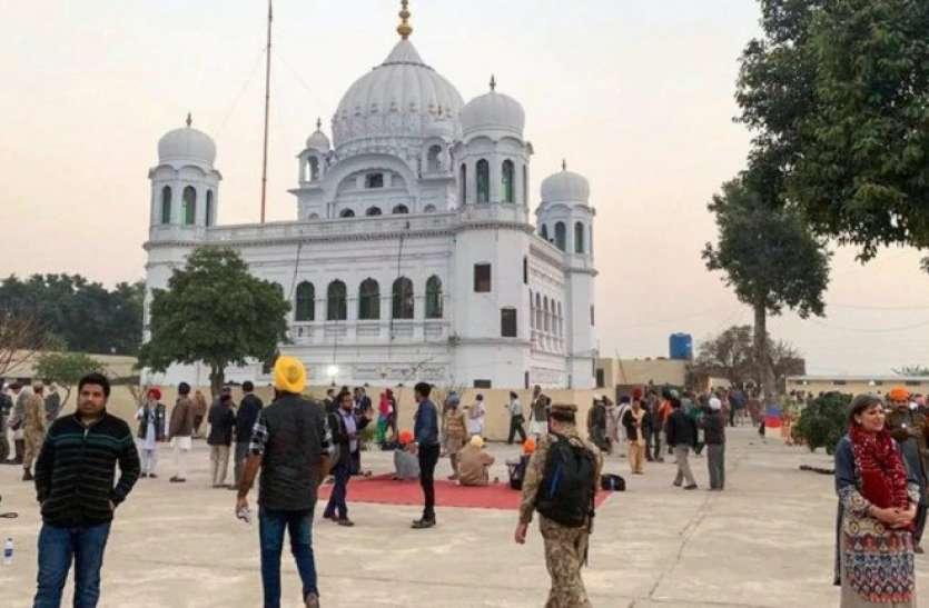 कश्मीर पर तनाव के बीच करतारपुर कॉरिडोर पर पाक का बड़ा बयान, कहा- नवंबर में खुलना तय